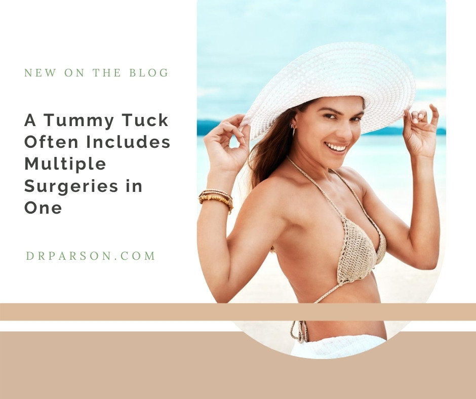 A Tummy Tuck Often Includes Multiple Surgeries in One